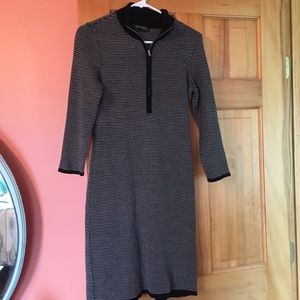 Ralph Lauren 3/4 Sleeve Sweater Dress